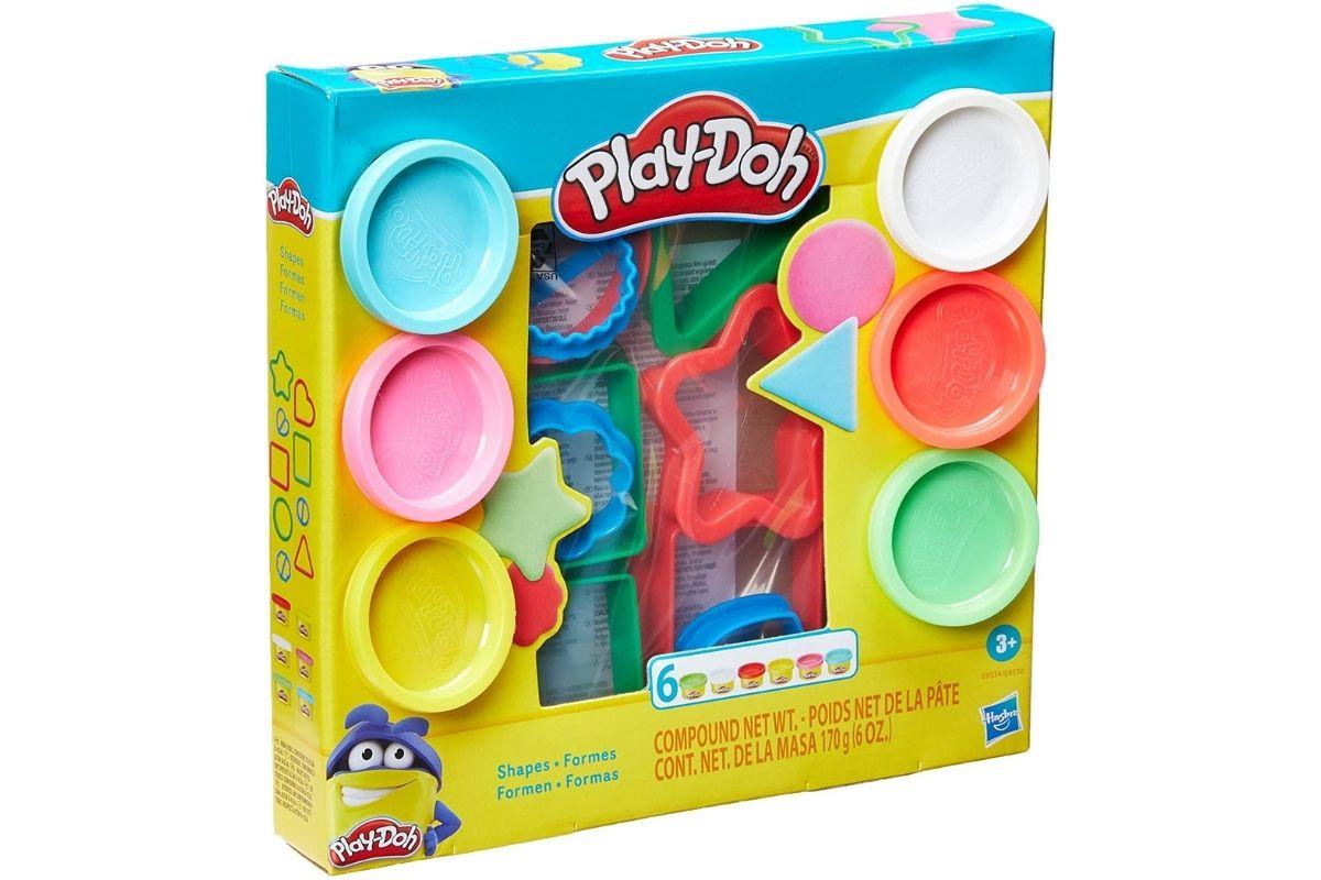 Conjunto de massinha com formas Variadas da Play-Doh