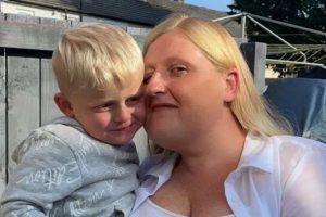 Naomi e o filho, Cooper