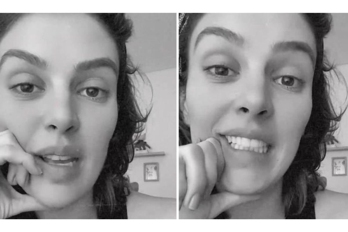 Monica Benini conversou com seguidores do Instagram