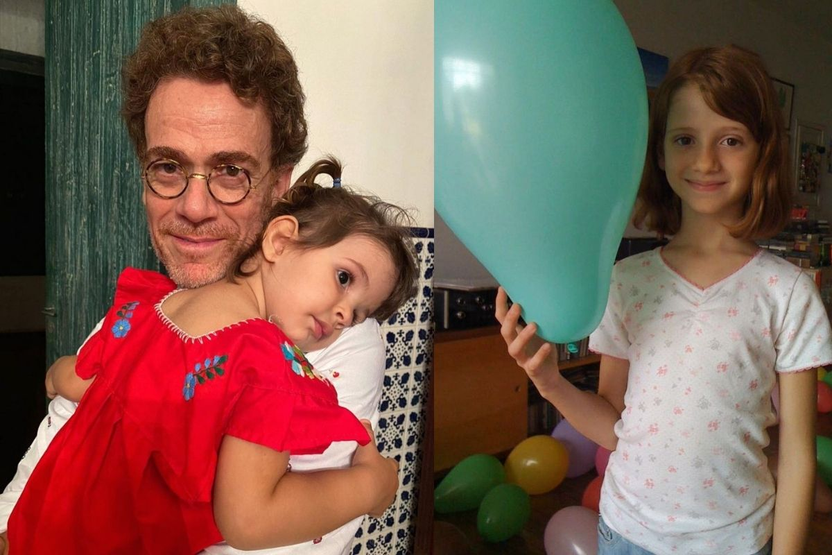 Zoe e Gal fazem aniversário no mesmo dia