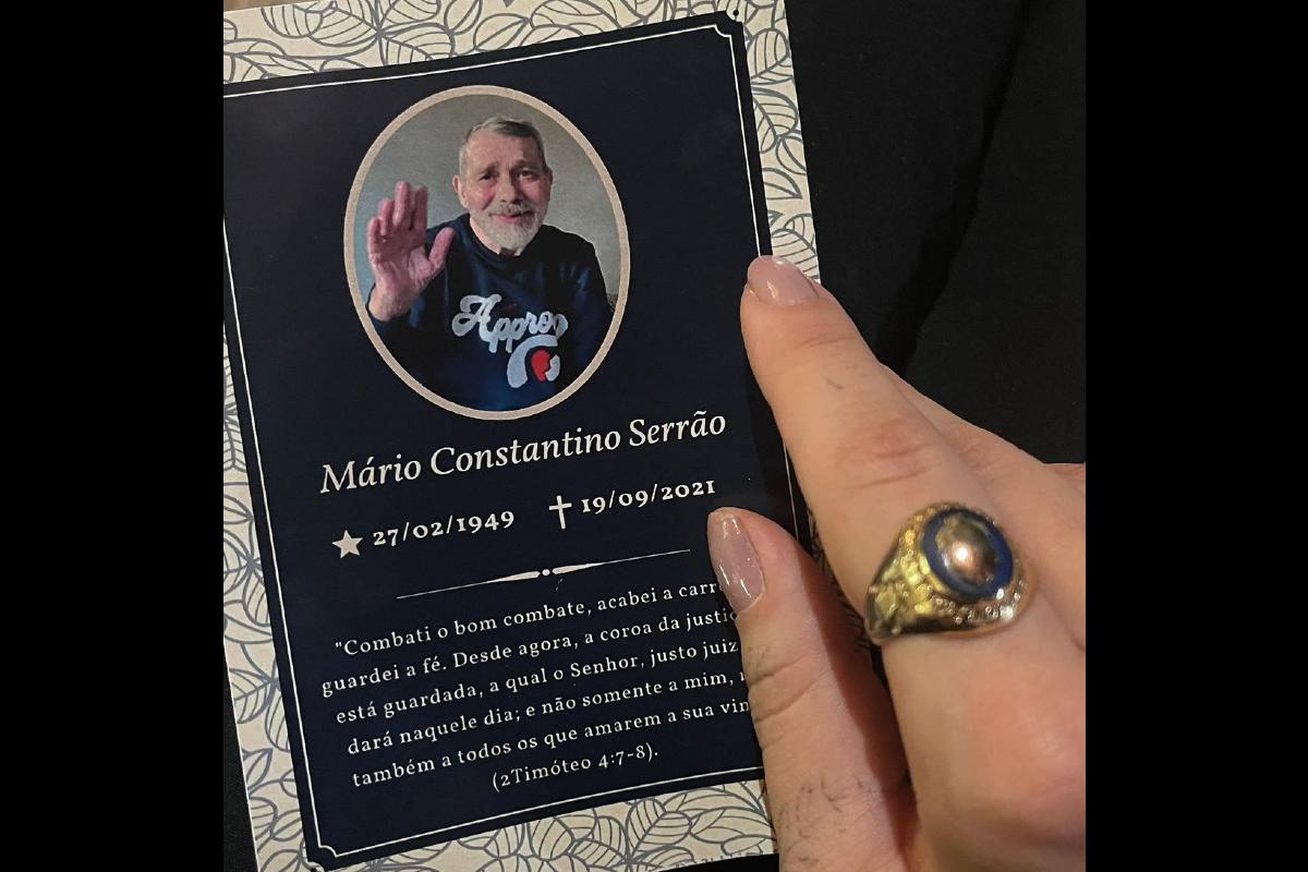 Virgínia Fonseca ela prestou uma homenagem emocionante ao pai após missa de sétimo dia