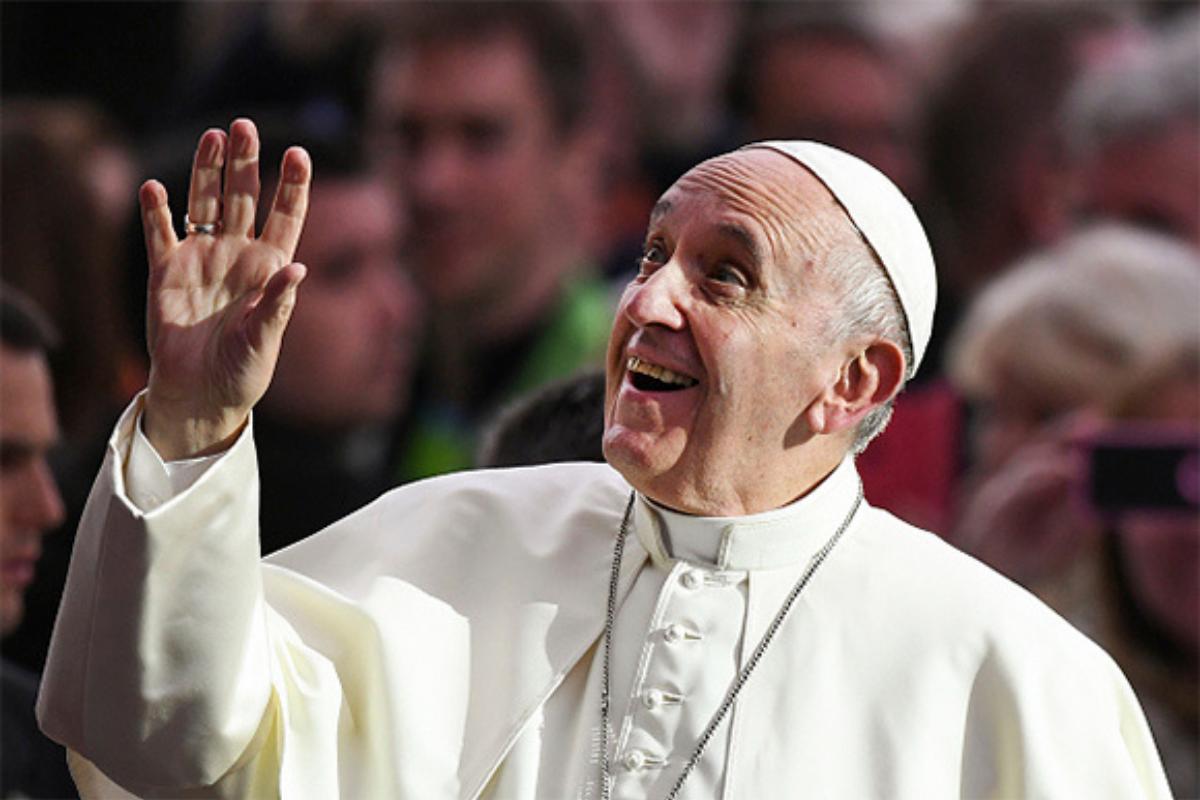 Papa Francicsco reprendeu os padres negacionistas de vacina