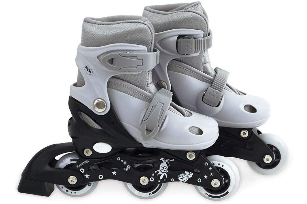 Kit Roller Cinza - Mor