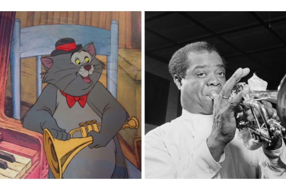 Louis Armstrong foi inspiração!