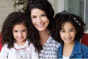 Samara e os filhos
