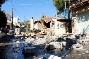 Terremoto na Grécia deixa 1 vítima morta