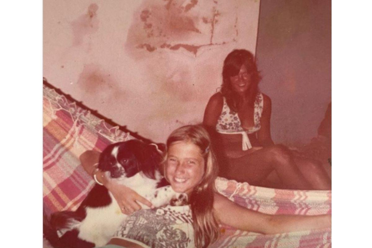 Xuxa, a irmã Mara e o cachorro, Kiko