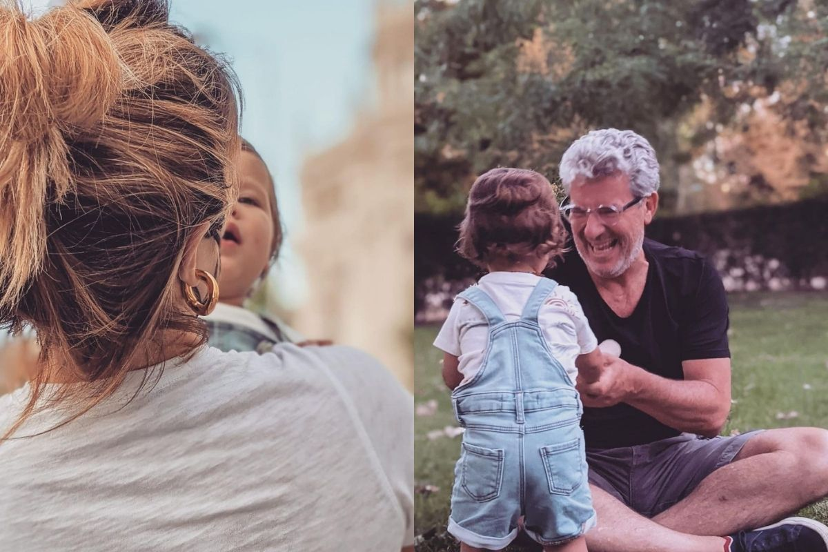 Zayn filho de Giovanna Ewbank e Bruno Gagliasso