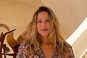 """Os seguidores criticaram a roupa de Luana Piovani e disseram que ela está com """"Cara de grávida"""""""