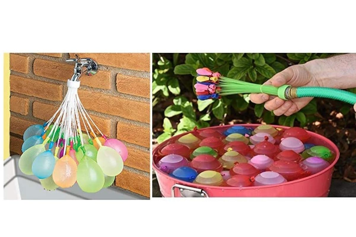 Brinquedos para usar na água: Water Balloon, Braskit