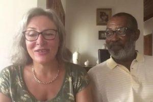 Penny Umbers e Mark Bethel ficaram juntos após 4 décadas