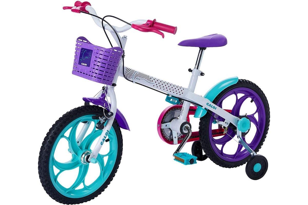 Presente de Dia das Crianças: Bicicleta Ceci, Caloi