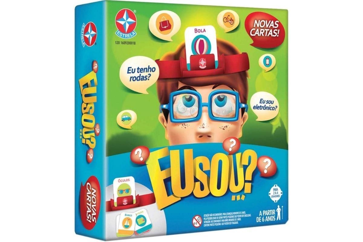 Presente de Dia das Crianças: Jogo Eu Sou...?, Estrela