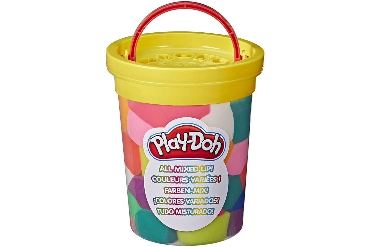 Presente para o Dia das Crianças: Massa de Modelar Play-Doh Pote Gigante - Hasbro