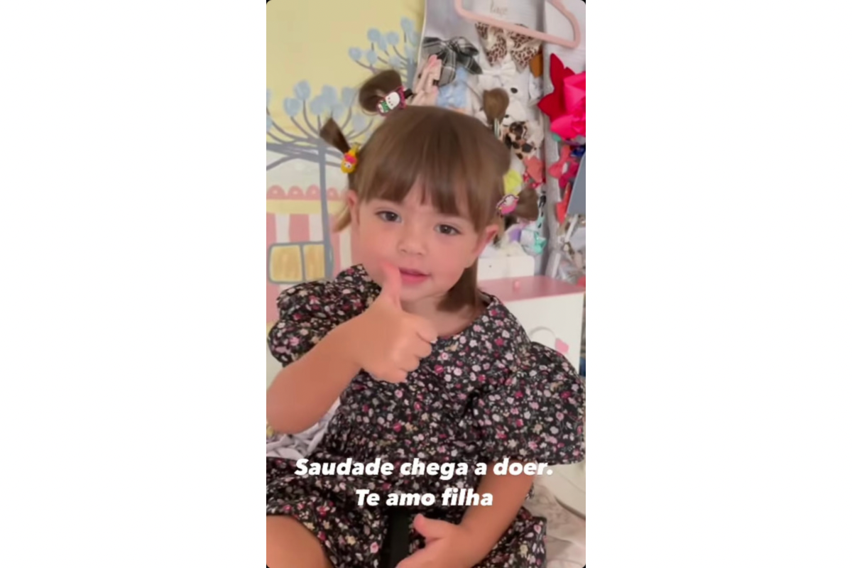 Zoe, filha de Sabrina Sato
