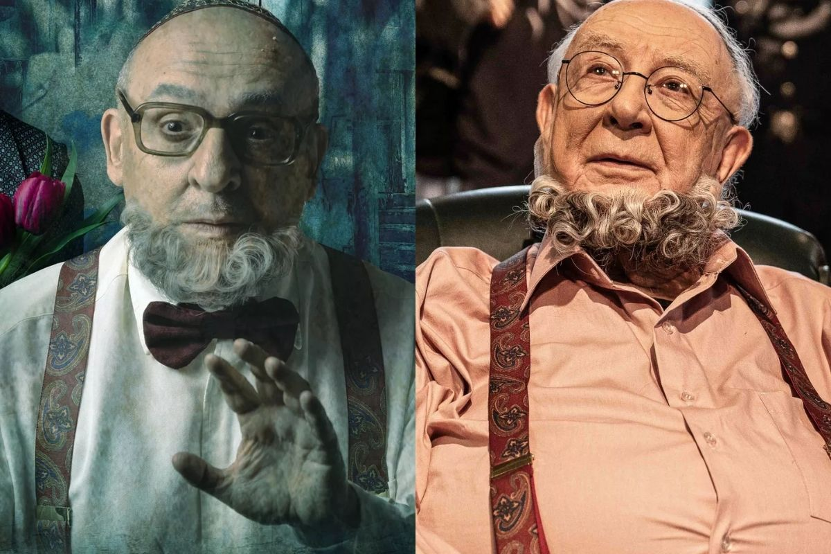 Duda dará vida ao papel que era de seu pai, Sérgio Mamberti