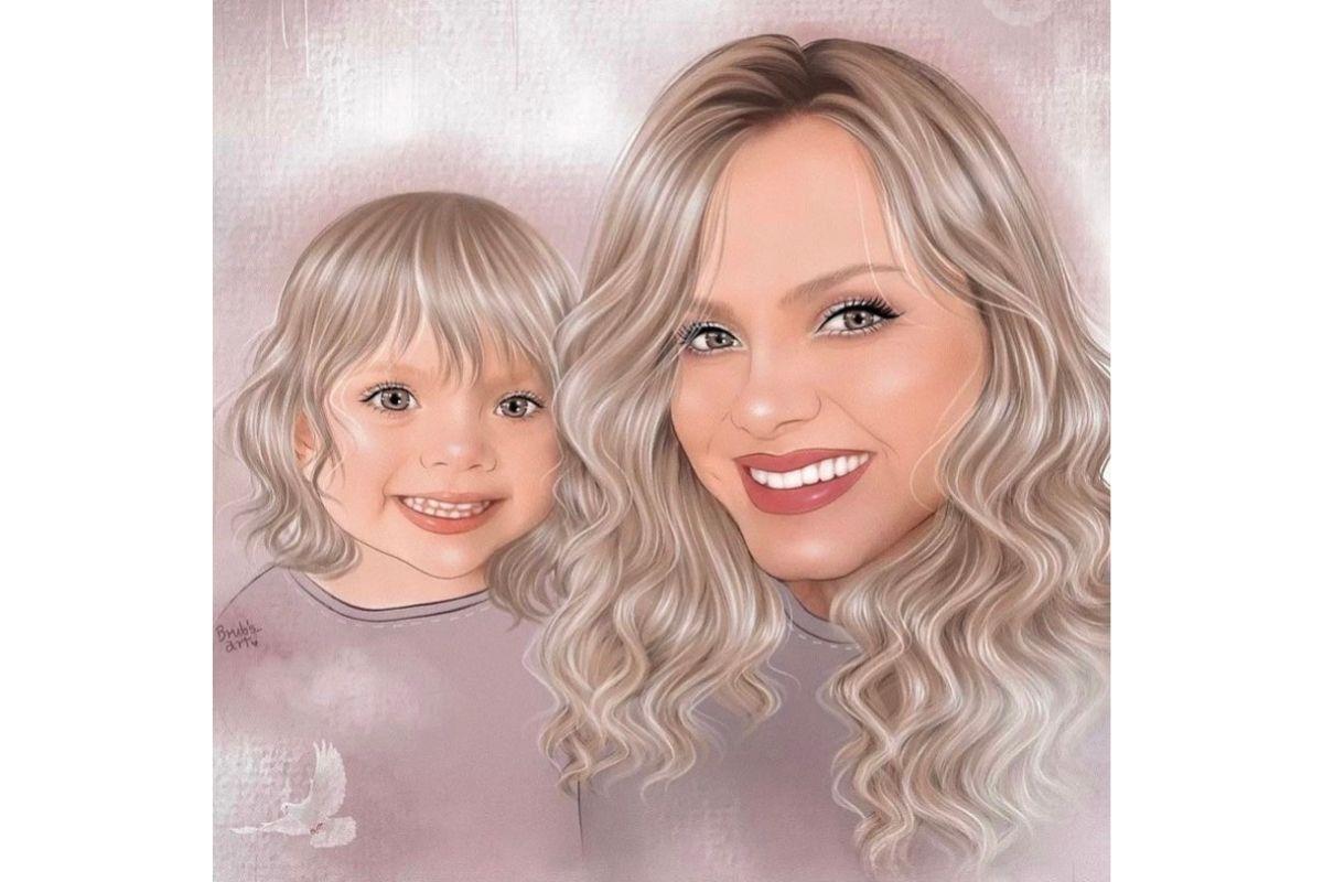 Ilustração Eliana e Manuela