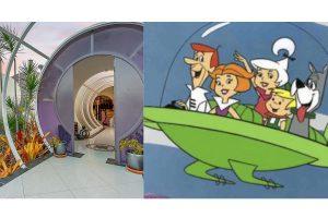 Graham decidiu se inspirar no desenho da infância para fazer a construção