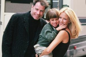 John Travolta homenageou Kelly nas redes sociais