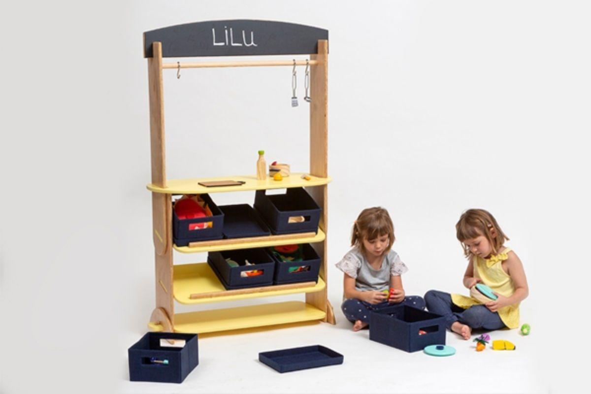 Opções de móveis para estimular a brincadeira e o desenvolvimento do seu filho