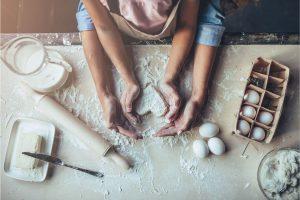 Livros de receitas para cozinhar cozinhar com os filhos no final de semana
