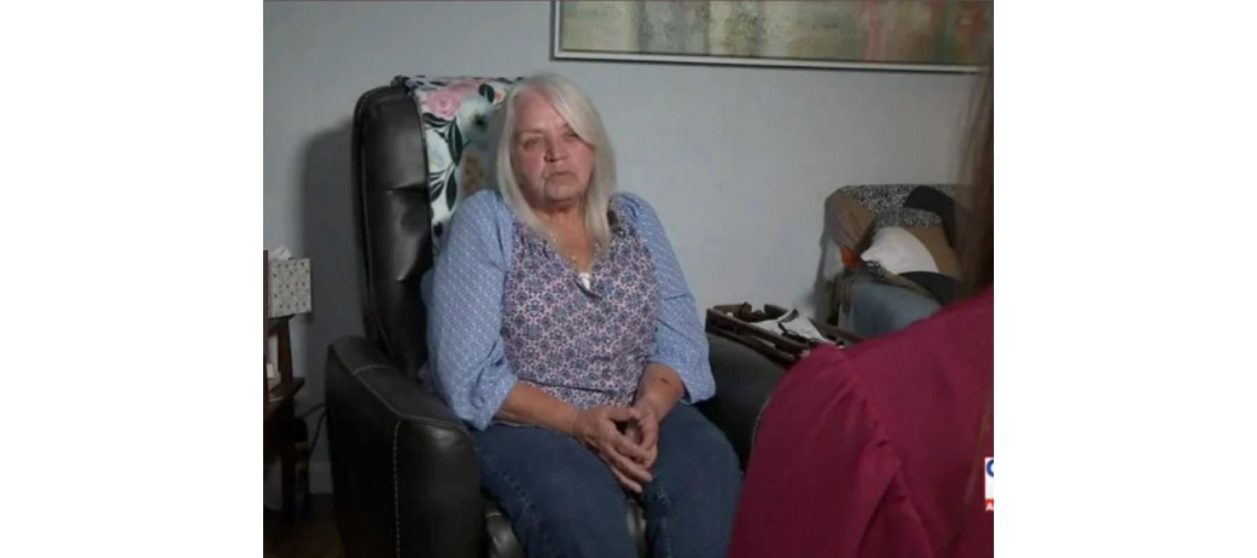 Lynn conta em entrevista à WKRC sobre o acontecimento que a levou à prisão