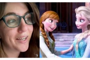 Uma mãe decidiu mudar o nome das filhas por causa de Frozen
