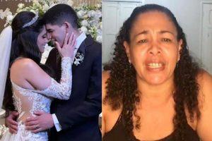 Mãe de Zé Vaqueiro diz que não foi convidada para o casamento do filho