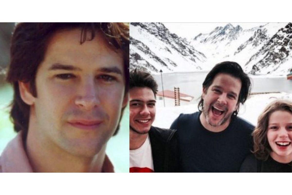 Murilo Benício interpretou três personagens diferentes na novela