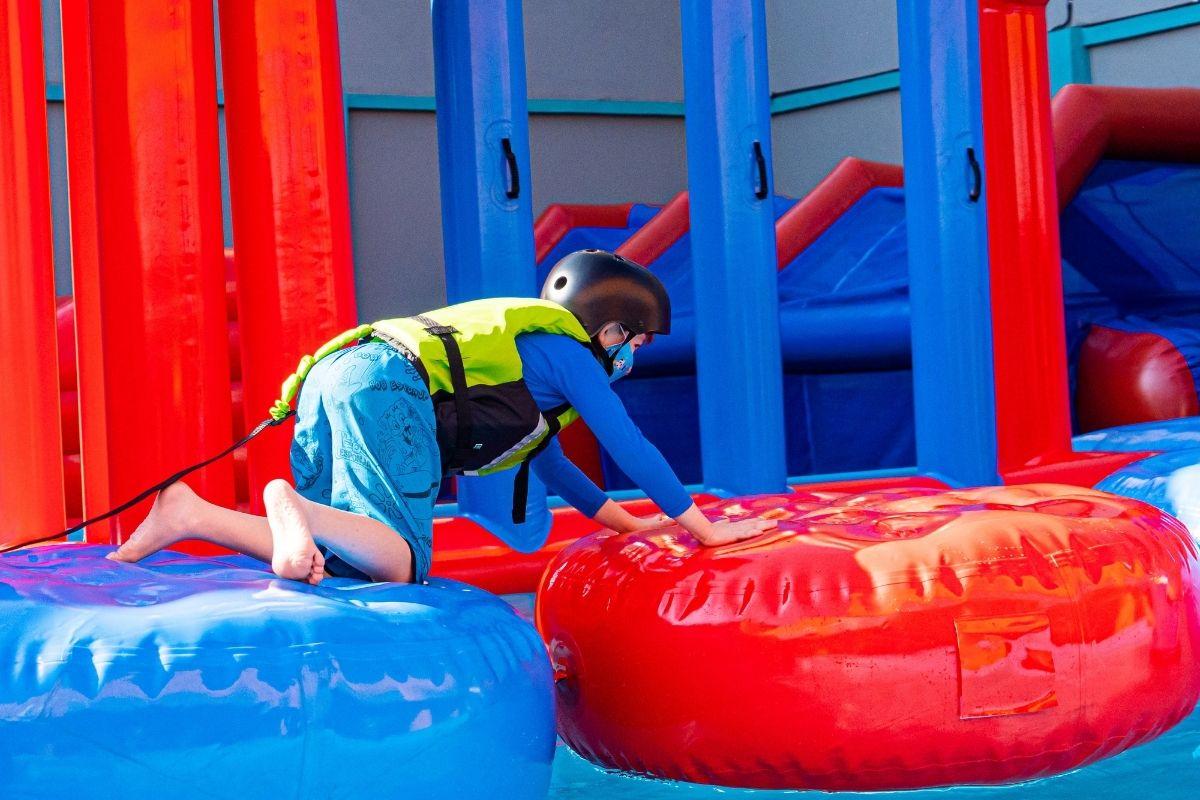 Serão diversas atividades para as crianças