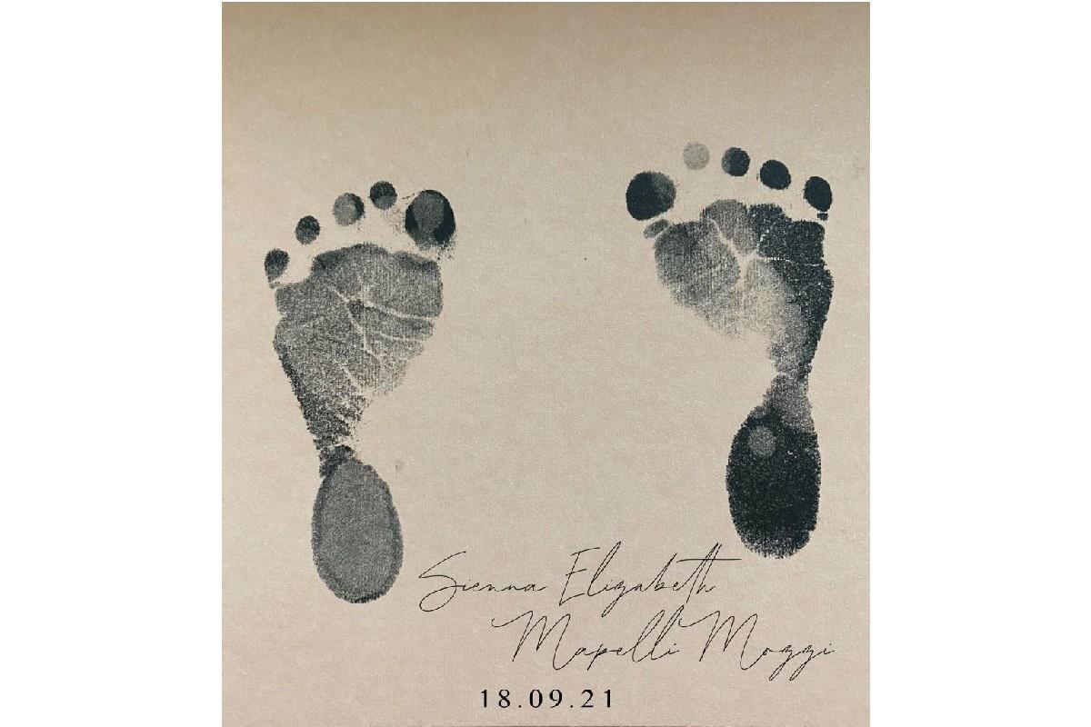 A notícia do nome da filha de princesa Beatrice foi dado junto desta foto