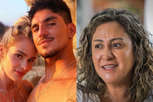 Simone Medina falou mais uma vez sobre a briga com o filho