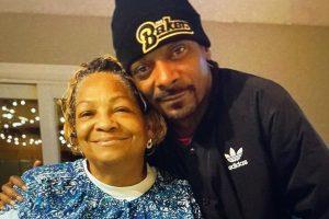 Snoop Dogg anuncia a morte da mãe com publicação emocionante