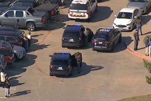Um tiroteio aconteceu em uma escola no Texas e deixou 4 feridos