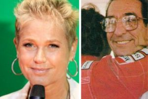 Xuxa namorou Ayrton Senna