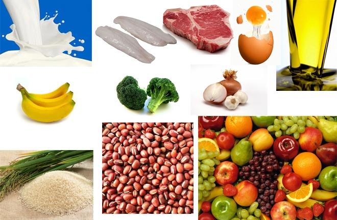Resultado de imagem para 10 alimentos essenciais para nossa saúde