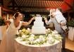 A família no top do bolo
