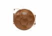Bola de Bicho de Pé - bola de chocolate ao leite, recheada com Bicho de Pé - Amor aos pedaços - R$ 14