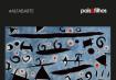 Onde está a letra G no quadro de Miró?