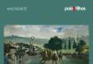 Onde está a letra H no quadro de Manet?