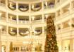 Hall principal do Grand Floridian Resort and Spa, na Disney