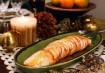 Peito de peru fatiado ao molho de laranja, daGula Gula (por Thiago Sodré)