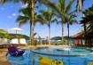 CostaVerdeTabatinga Hotel – São PauloLocalizado a 190 km de São Paulo, na praia de Tabatinga, oCostaVerdeTabatinga Hotel parece uma casa de praia no melhor estilo pé na areia. Os valores para um casal acompanhado de uma criança até 10 anos estão entre R$ 1872 e R$ 3348 (Suíte Double de menor e maior valor) e nareserva de um segundo quarto para crianças de até 17 anos o hotel oferece um desconto de 50%, além de preços especiais para os idosos.Programação especialDurante todo o final de semana (10 a 12/10) as atividades recreativas serão acompanhadas por uma equipe profissional, composta por monitores. Na tarde de sábado acontecerá uma oficina de brincadeiras onde a interação será estimulada para acabar com a timidez. Durante essas brincadeiras as crianças ganharão mimos e lembranças do hotel, a exemplo das balinhas Haribo. Já os adultos poderão aproveitar o menu de massagens do hotel que, se adquiridas no ato da reserva, terão 20% de desconto.Para o jantar de sábado o Hotel preparou uma verdadeira Festa do Pijama, com direito a minipizza como prato principal e muito chocolate como sobremesa. Simultaneamente, haverá uma apresentação musical para embalar o jantar dos adultos, que acontecerá no restaurante Manduca.Rodovia SP 055, 2.500, Condomínio Costa Verde Tabatinga Tel.: (12) 3884-9337http://tabatingahotel.com.br/