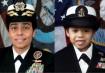 Michelle Howard, primeira mulher a chegar à categoria de almirante quatro estrelas na Marinha dos Estados Unidos.