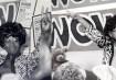 Shirley Chisholm, política, educadora e autora. A primeira mulher negra a ser eleita no congresso americano.