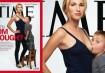 Polêmica capa da revista americana TIME (que trazia o tema da demanda exclusiva).Reprodução