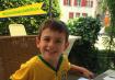 Adrian, filho de Danielly Meier.