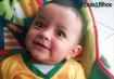 Bernardo, filho da Andressa Kecio.