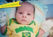 Eduardo, filho de Ana Luiz Queiroz.