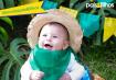 Liam, filho da Luciana Ferreira.